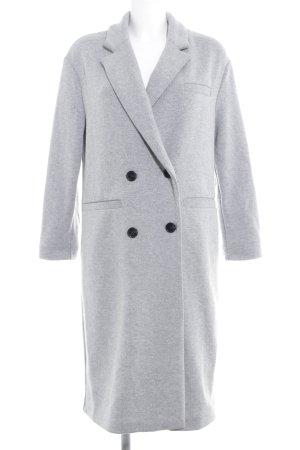 Zara Trafaluc Manteau oversized gris style décontracté