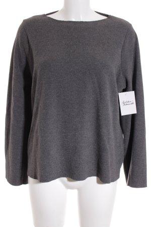 Zara Trafaluc Pullover grau Casual-Look