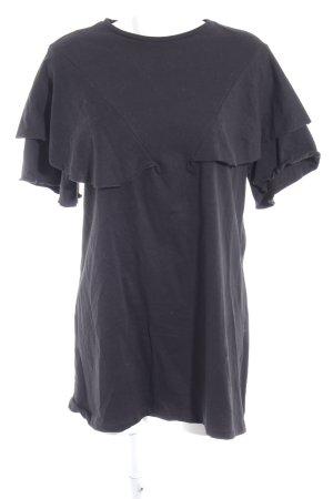 Zara Trafaluc Abito maglione nero stile casual