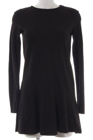 Zara Trafaluc Pulloverkleid schwarz Casual-Look