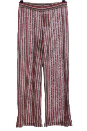 Zara Trafaluc Flares striped pattern street-fashion look