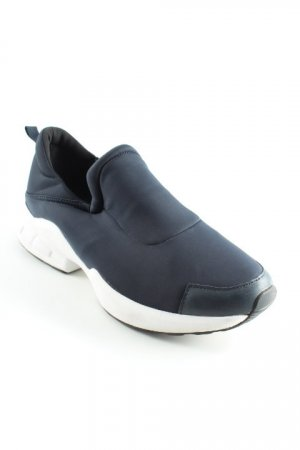 Zara Trafaluc Schlüpfsneaker petrol Casual-Look