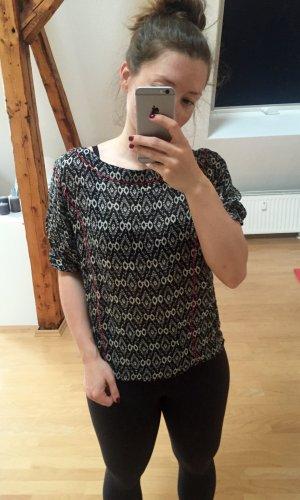 Zara Trafaluc Shirt gemustert