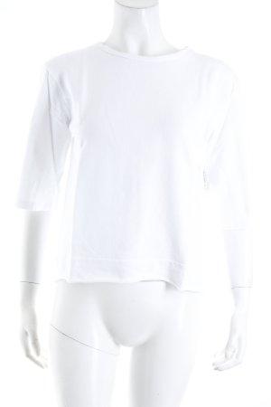 Zara Trafaluc Shirt weiß Casual-Look
