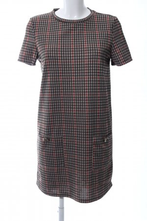 Zara Trafaluc Shirt Dress check pattern casual look