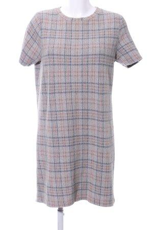 Zara Trafaluc Shirtkleid Karomuster Casual-Look