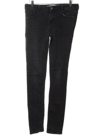 Zara Trafaluc Skinny Jeans schwarz Casual-Look