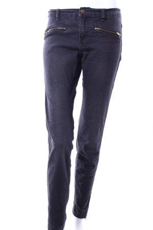 Zara Trafaluc Skinny Jeans dunkelgrau