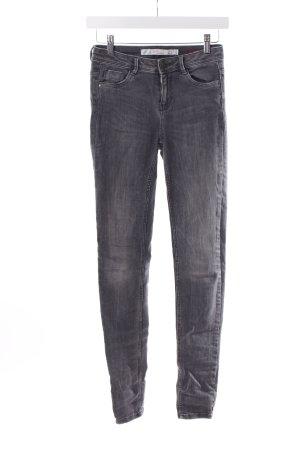 "Zara Trafaluc Skinny Jeans ""Jegging "" dunkelgrau"