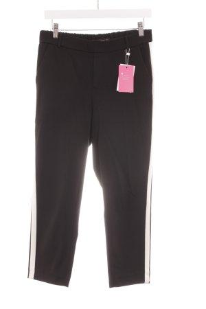Zara Trafaluc Sporthose schwarz-weiß sportlicher Stil