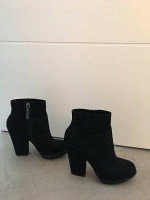 Zara Trafaluc Stiefeletten schwarz Gr.38 wie Neu