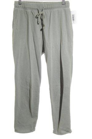 Zara Trafaluc Stoffhose graugrün schlichter Stil