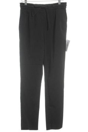 Zara Trafaluc Stoffhose schwarz minimalistischer Stil