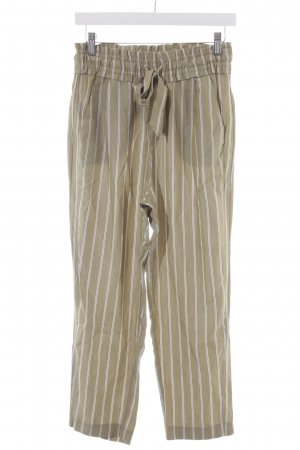 Zara Trafaluc Jersey Pants striped pattern casual look