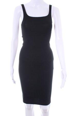 Zara Trafaluc Stretchkleid schwarz Elegant