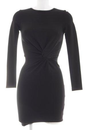 Zara Trafaluc Stretch jurk zwart elegant