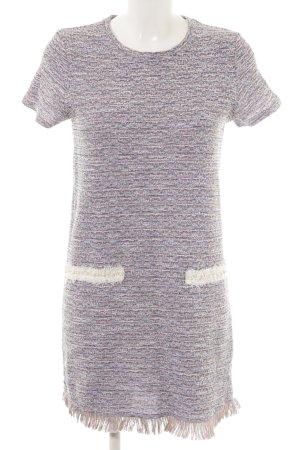 Zara Trafaluc Robe en maille tricotées moucheté style d'affaires