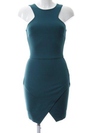 Zara Trafaluc Trägerkleid grün Casual-Look