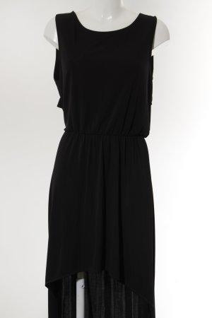 Zara Trafaluc Vokuhila-Kleid schwarz klassischer Stil