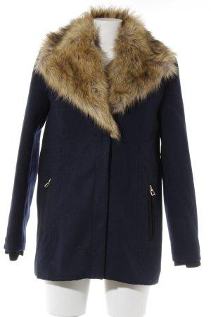 Zara Trafaluc Winterjacke mehrfarbig Casual-Look