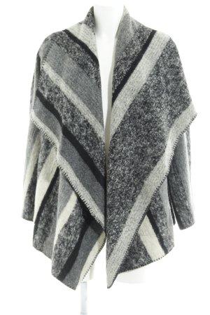 Zara Trafaluc Wollen Jack gestreept patroon simpele stijl