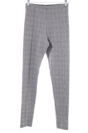 Zara Treggings light grey allover print business style