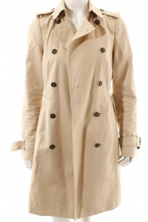 Zara Trenchcoat beige Brit-Look