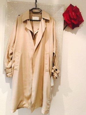 ZARA Trenchcoat beige / neu / S / Oversize Stil