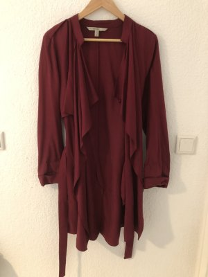 Zara Trenchcoat bordeau