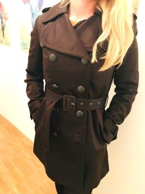 Zara Trenchcoat braun