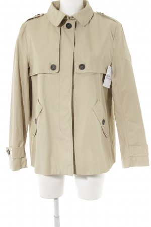 Zara Trenchcoat creme College-Look