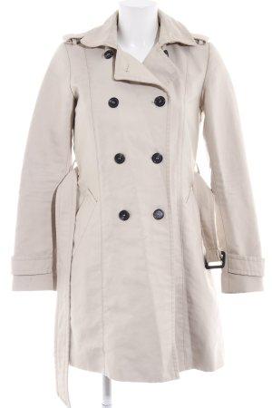 Zara Trenchcoat creme klassischer Stil