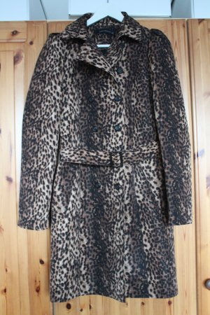 Zara Trenchcoat leopard Gr. M NEU!!