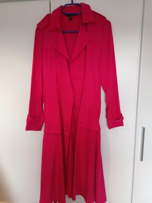 timeless design 217a7 386b6 Zara Trenchcoat Pink