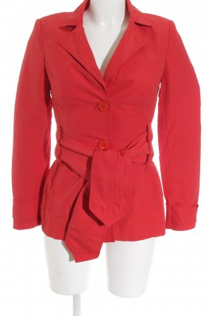 Zara Trenchcoat rouge style décontracté