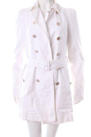 Zara Trenchcoat weiß