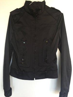 Zara Trf  Blouson Jacke schwarz wie neu