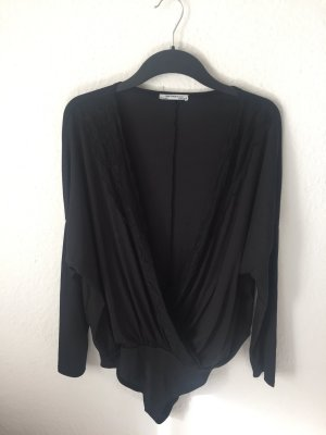 Zara Trafaluc Shirt Body black