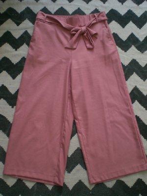 Zara Trafaluc Culottes pink