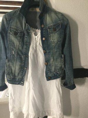 Zara TRF Denim Jacke Size S