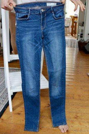 Zara TRF denim Jeans 36