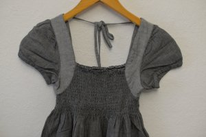 Zara Trf Kleid in Grau