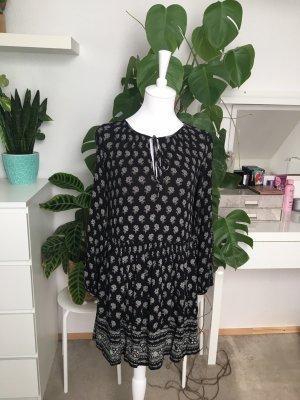 Zara TRF lockeres Kleid mit Print XS/34
