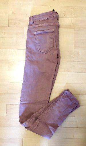 Zara Trafaluc Skinny Jeans pink