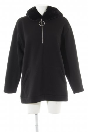 Zara Sailor Sweater black casual look