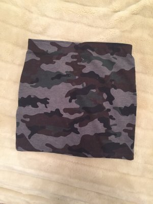 ZARA Tube Rock stretch camouflage Gr. S