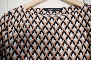 Zara Woman Slip-over blouse veelkleurig