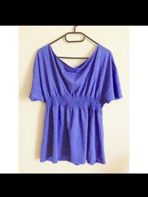 Zara Camisa azul aciano