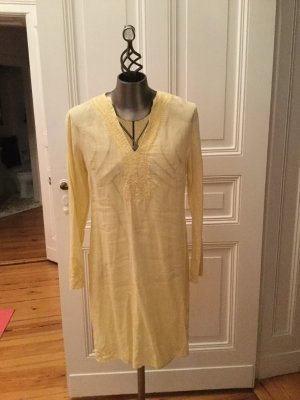 Zara Tunika in gelb Gr. L