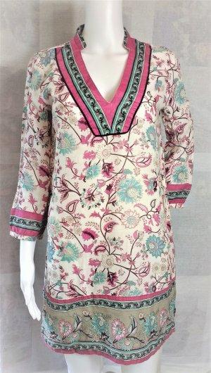 Zara Tunika/Minikleid/Blumenprint/100%Baumwolle/Gr. S/wie NEU!